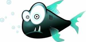 piranha tête bizarre - amazonie Equateur - Blog Voyage Trace Ta Route
