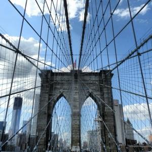 Pont de Brooklyn, New York - Trace ta route, le blog des voyages à vivre et à lire