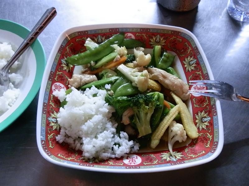 La cuisine de rue à Bangkok est vraiment excellente !