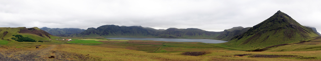 Lac Heidarvatn, Islande