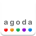 logo application mobile agoda