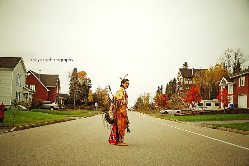 Amérindien, entre passé et futur ©Mayoke Photography - Blog Voyage Trace Ta Route