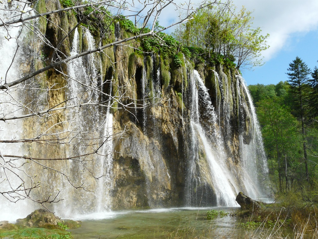 lacs plitvice, croatie - Blog voyage Trace Ta Route