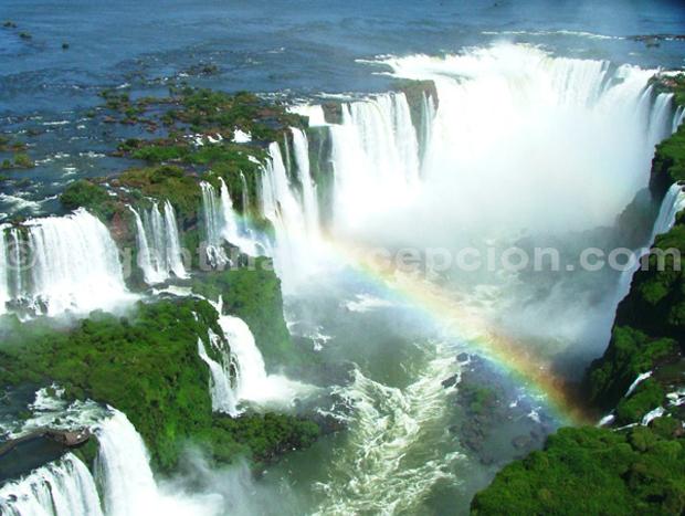 Argentine : les cascades d'Igazu - Trace Ta Route