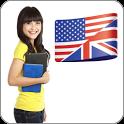 logo application mobile grammaire anglaise gratuit