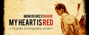 My Heart Is Red ©Mayoke Photography - Blog Voyage Trace Ta Route