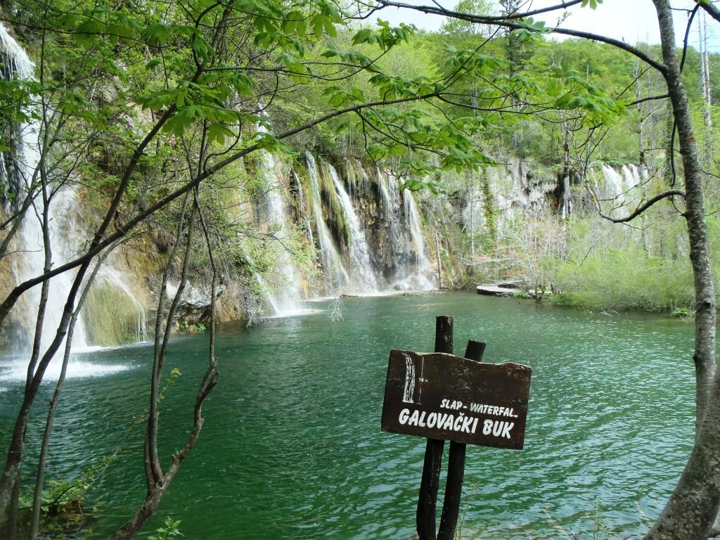 Cascades lacs Plitvice, Croatie - blog voyage Trace Ta Route
