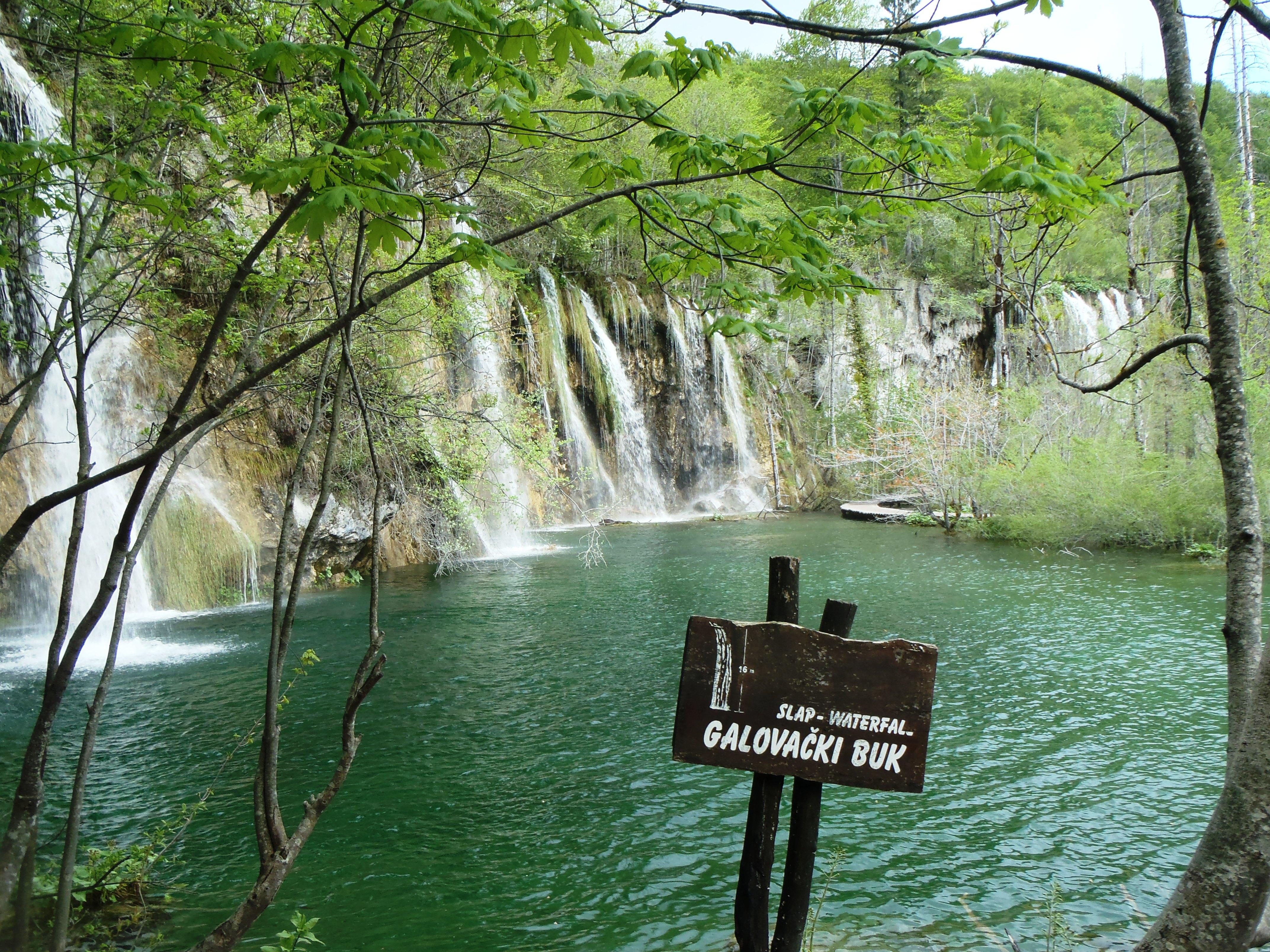 Fraicheur De Vivre Aux Lacs Plitvice  U2013 Croatie