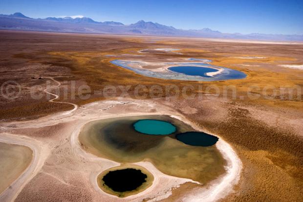 Paysage de San Pedro de Atacama au Chili, désert au milles couleurs - Blog Voyage Trace Ta Route