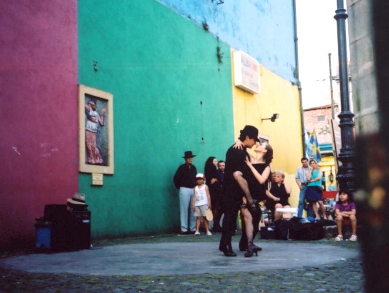 Argentine : Tango dans les rues de Buenos Aires - Trace Ta Route