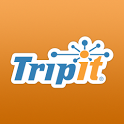 logo application mobile Tripit travel organizer free