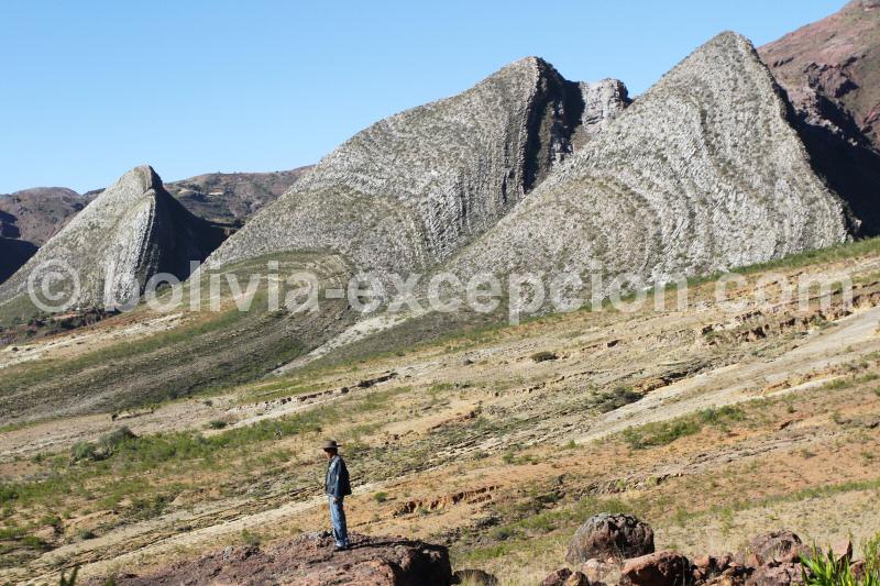 Paysage du Parc Torotoro, Cochabamba, Bolivie - blog voyage trace ta route
