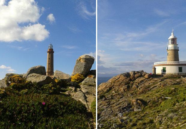 2 phares parmi tant d'autres en Galice