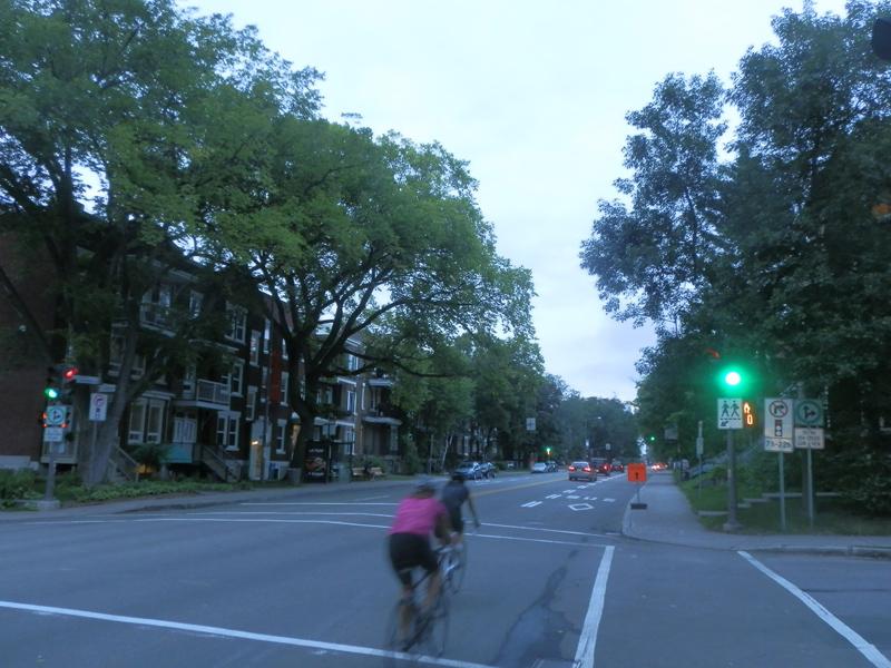 Paysage urbain à Québec, Canada - Blog voyage Trace Ta Route