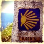 Borne 0 - Cabo Fistera