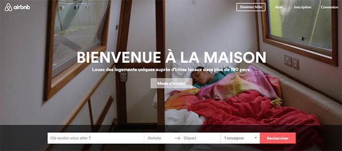 Les meilleurs sites pour dormir chez l 39 habitant for Meilleur site pour hotel pas cher