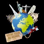 logo votre tour du monde
