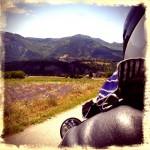 moto dans les hautes alpes