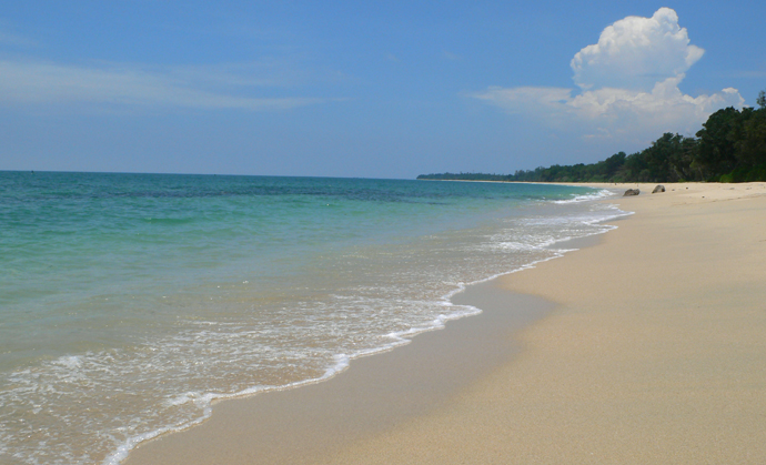 plage malaisie blog voyage trace ta route
