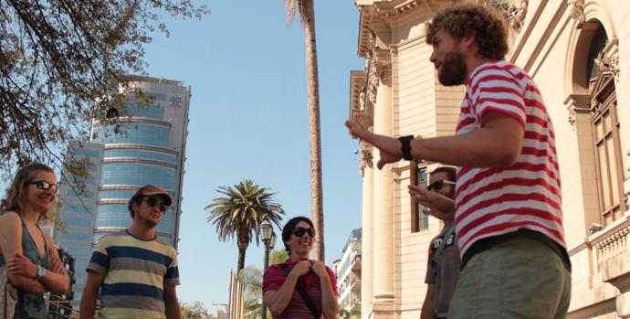 Tour4Tips Santiago - blog voyage trace ta route