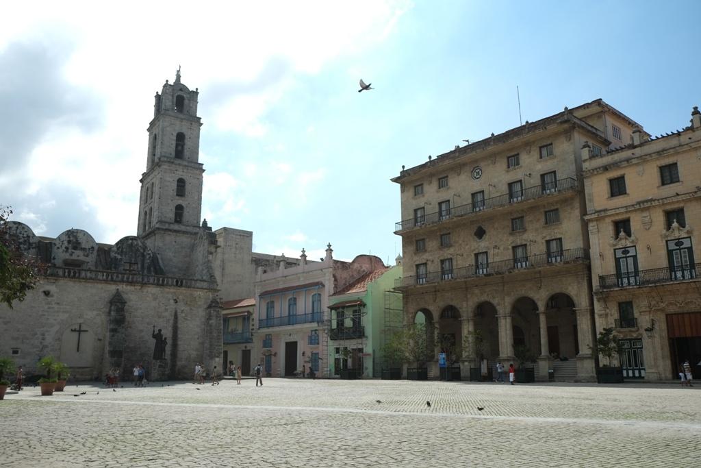 Habana vieja blog voyage Trace Ta Route