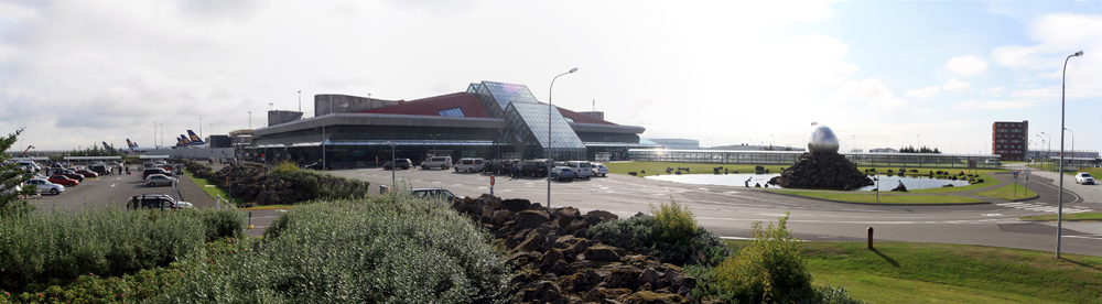 Aéroport de Keflavik (Islande)