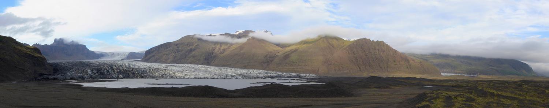Skaftafell - Skaftakellsjökull