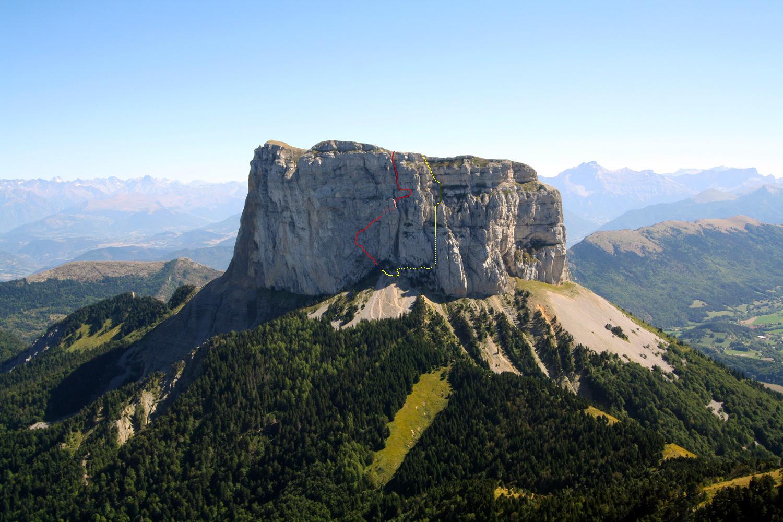 Le Diois ? C'est beau... - Page 2 Mont-Aiguille-blog-voyage-1