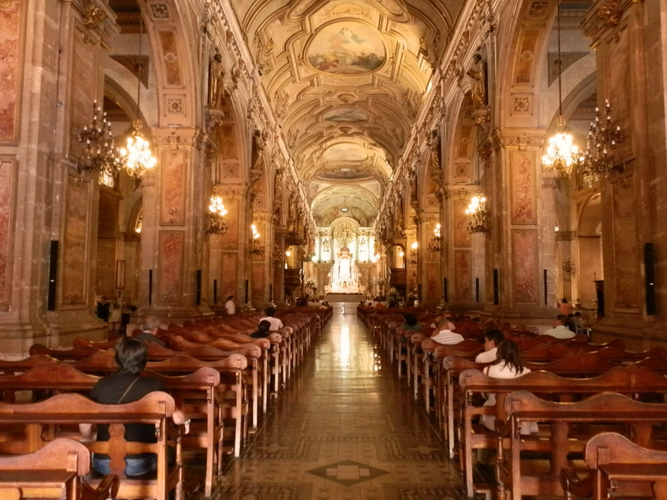 que faire que voir à Santiago, cathédrale - blog voyage Trace Ta Route