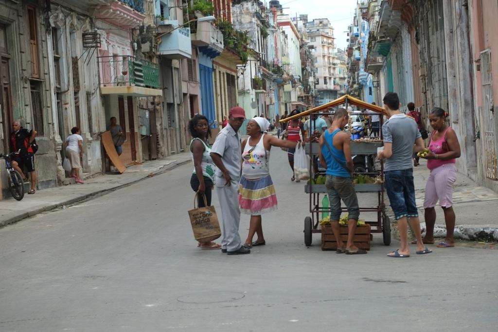 centro habana la havane cuba - blog voyage trace ta route