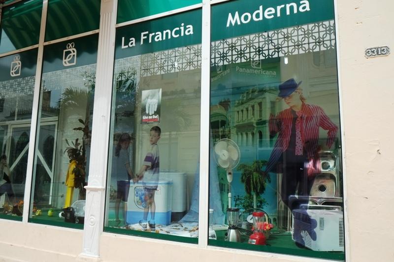 cuba pratique magasin CUC cuba blog voyage trace ta route