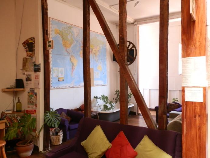 salon casa volante valparaiso blog voyage trace ta route