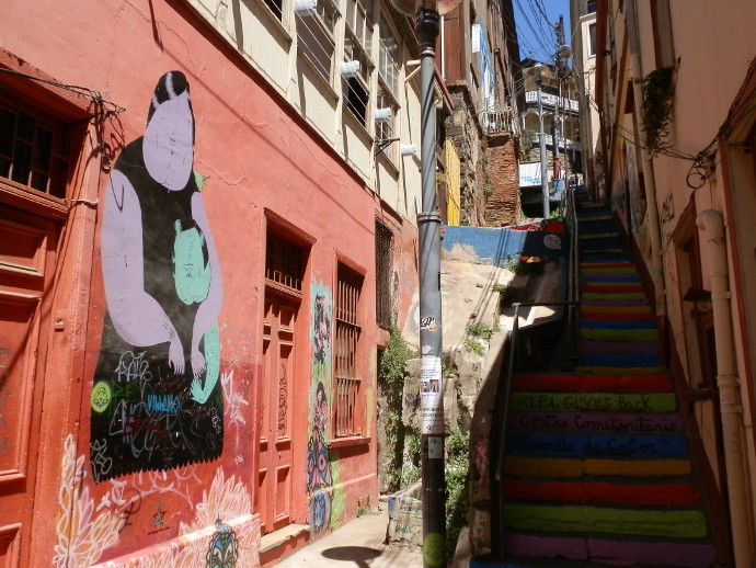 paseo fischer valparaiso - blog voyage trace ta route