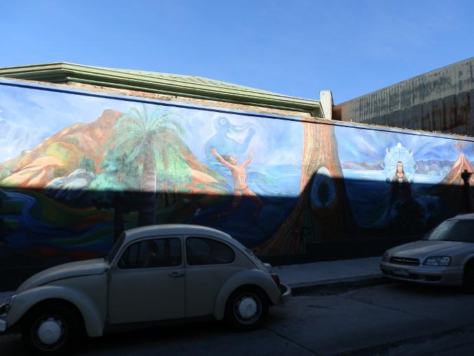 street art valparaiso inca chili blog voyage trace ta route