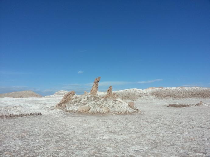 concretions sel vallée de la lune san pedro de atacama blog voyage trace ta route