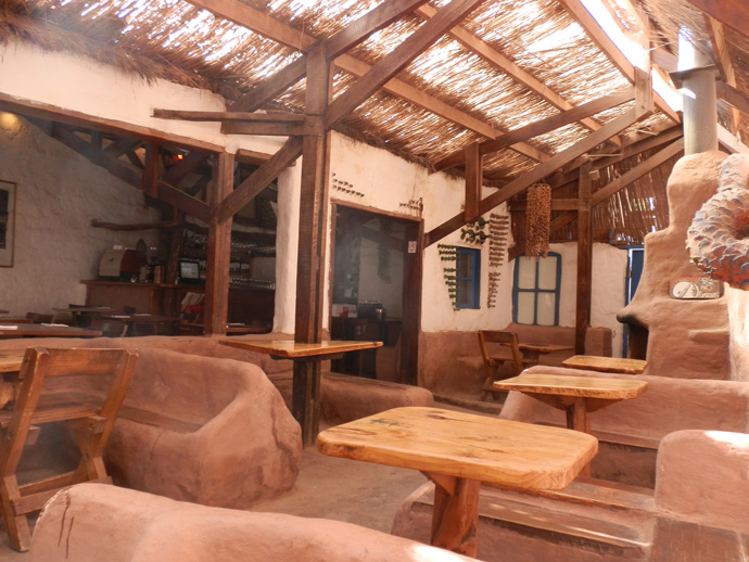 restaurant Estaka san pedro de atacama blog voyage trace ta route