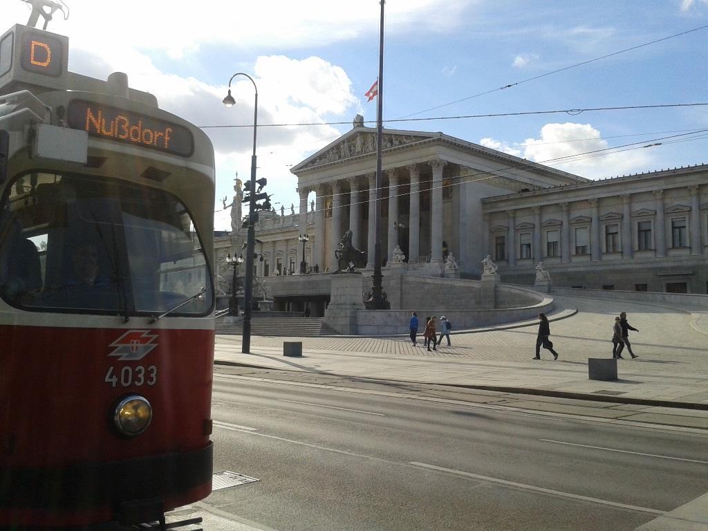le Parlement - Ringstrasse
