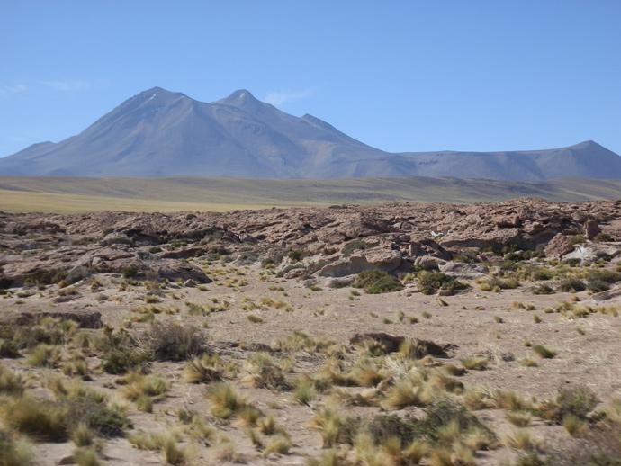 lagunas altiplanicas san pedro de atacama montagne volcan blog voyage trace ta route