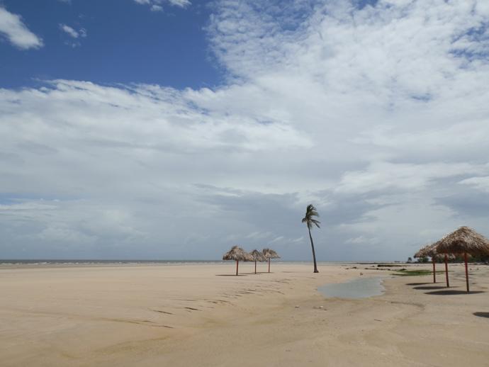 praia do pesqueiro soure marajo brésil blog voyage trace ta route