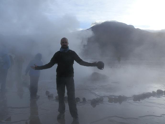 tristan #tracelemonde geysers el tatio san pedro de atacama blog voyage trace ta route