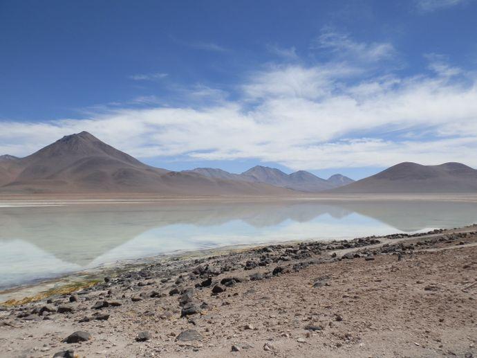 uyuni laguna blanca bolivie sud lipez - blog voyage trace ta route