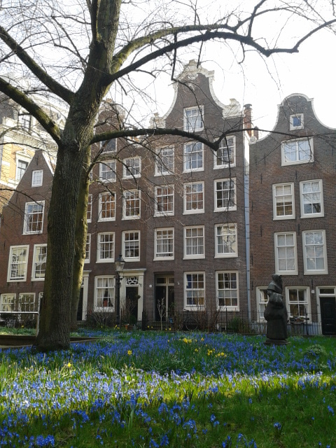 beguinage a amsterdam