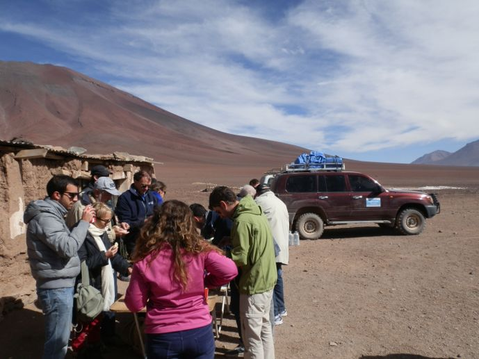 collation excursion uyuni sud lipez bolivie - blog voyage trace ta route
