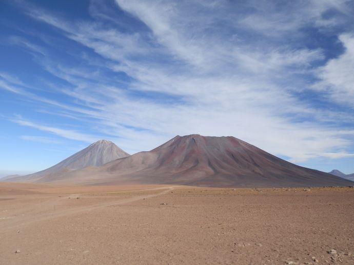 volcans licancabur sud lipez bolivie uyuni - blog voyage trace ta route