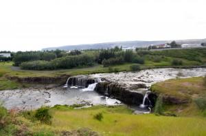 Rivière de Hveragerdi, Islande