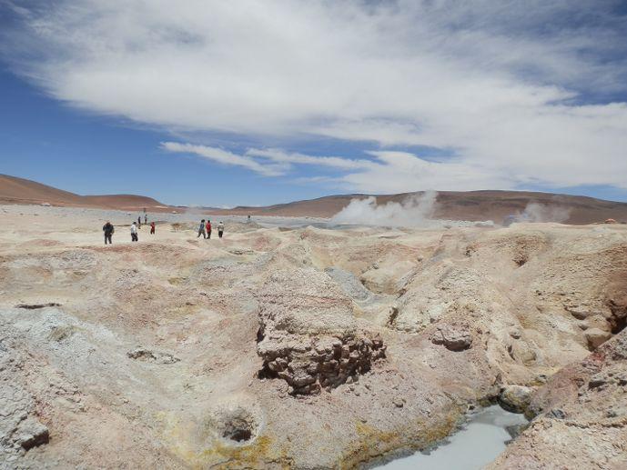 geysers uyuni sud lipez bolivie blog voyage trace ta route