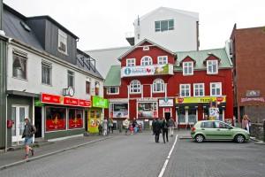 Office du Tourisme de Reykjavik sur la Place Ingolfstorg