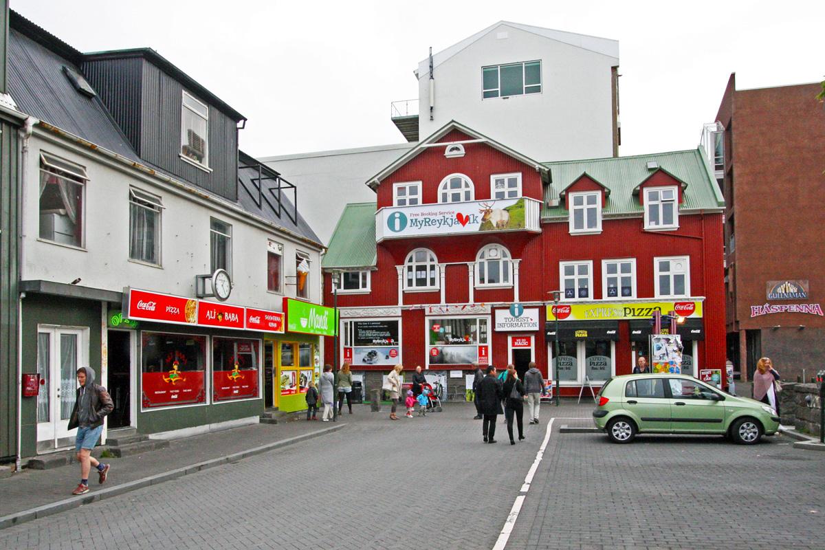 Visiter reykjav k que faire que voir en quelques jours - Office du tourisme craponne sur arzon ...