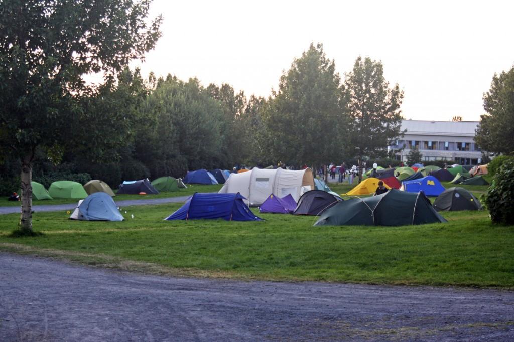 Camping Mec Islande