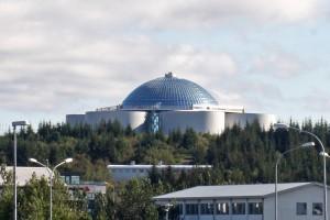 Le Perlan, musée de Reykjavik (Islande)